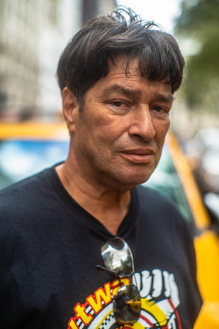 Michael Wong, NYC Cabbie 32 years