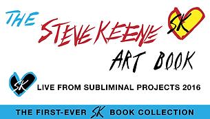 Steve Keene Art Book