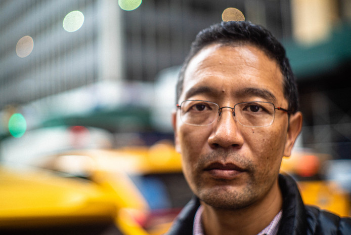 Ugyen Pema, NYC Cabbie 18 years