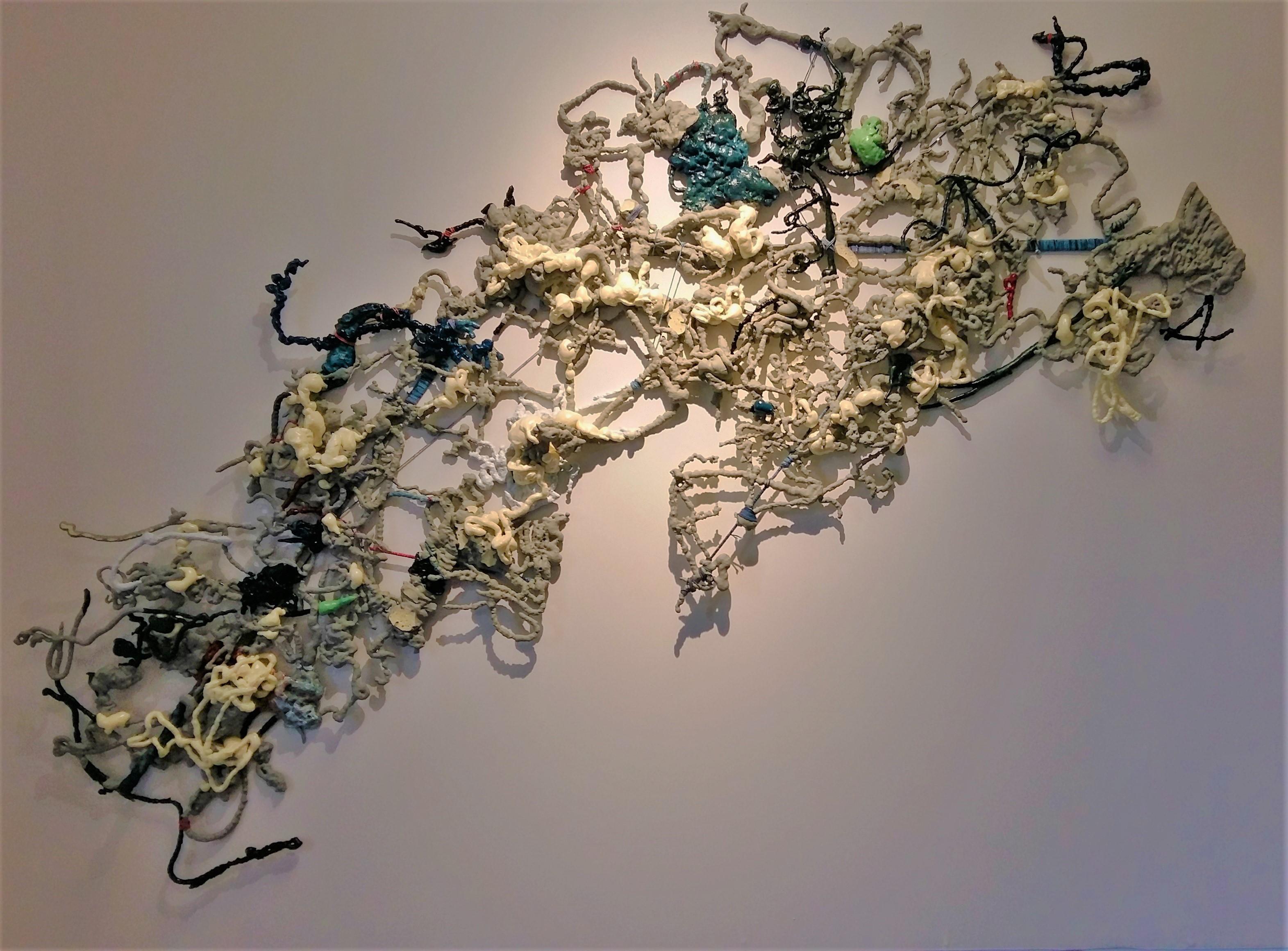 Amorphous Schema, Sculpture.