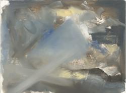 Gestural space 18, Oils