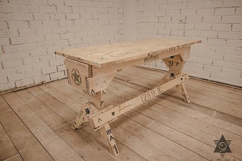 Handmade computer desk by Joma 9