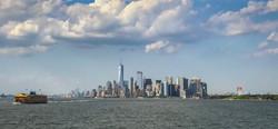 Skyline from ferry2