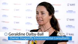 Geraldine Dalby-Ball Winners Wall video.