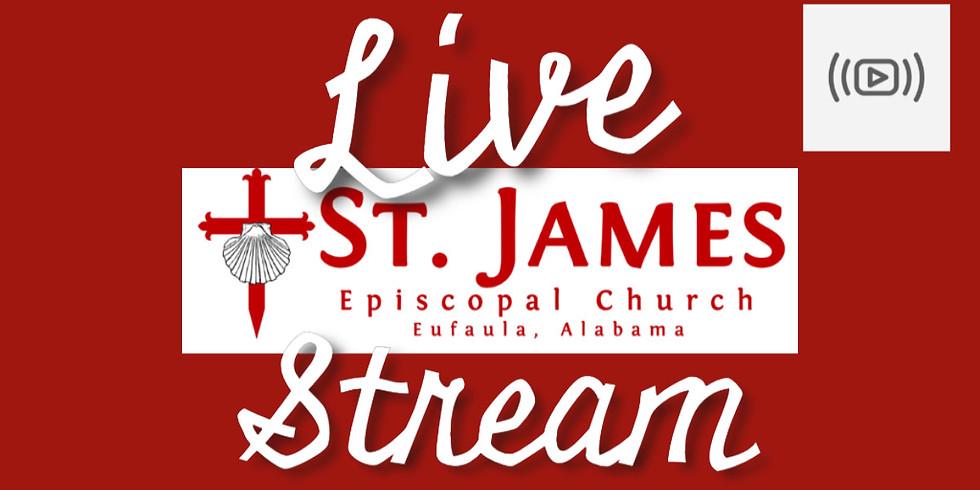 Live Stream Worship - Easter Sunday - Holy Eucharist