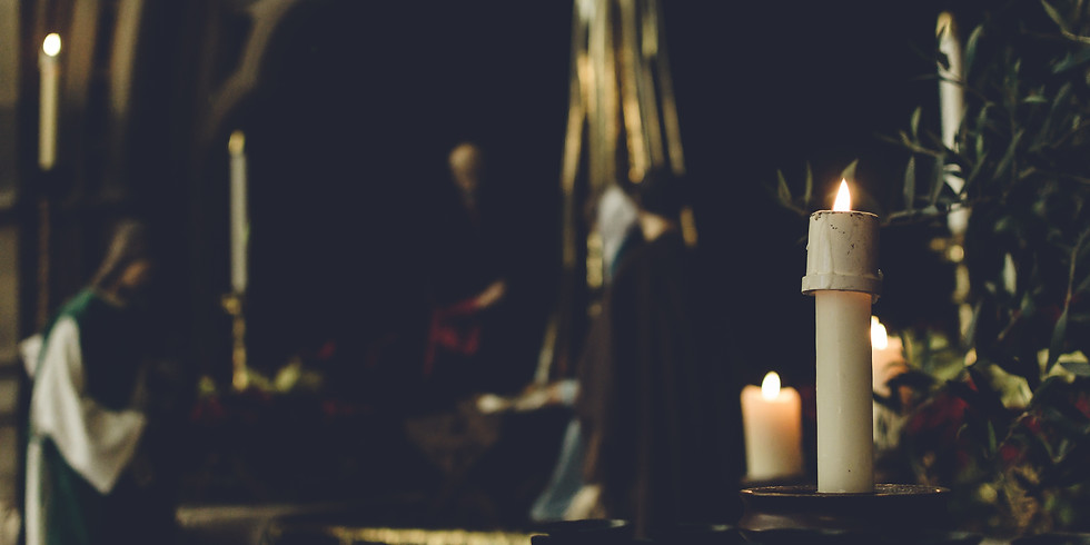 Christmas Eve Festival Holy Eucharist Rite II (candlelight)