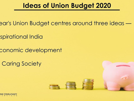 What is Budget 2020?