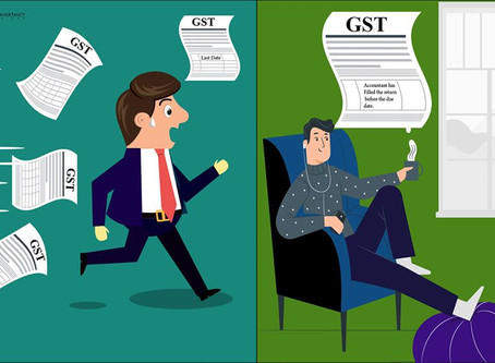 Impact Of The Goods And Services Tax On The Indian Economy