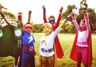 Necesitamos Super Heroes!
