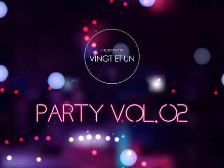 VINGT ET UN Party vol.2