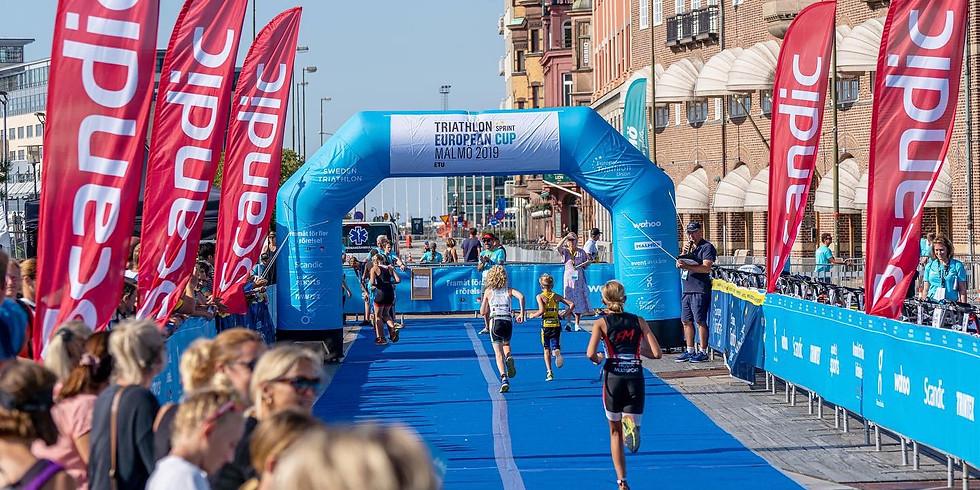 Malmö Triathlon - INSTÄLLT