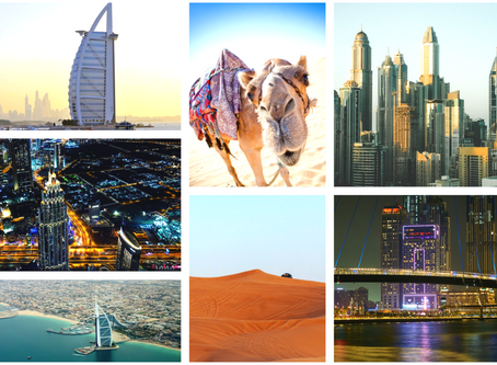 Le Tourisme à Dubaï