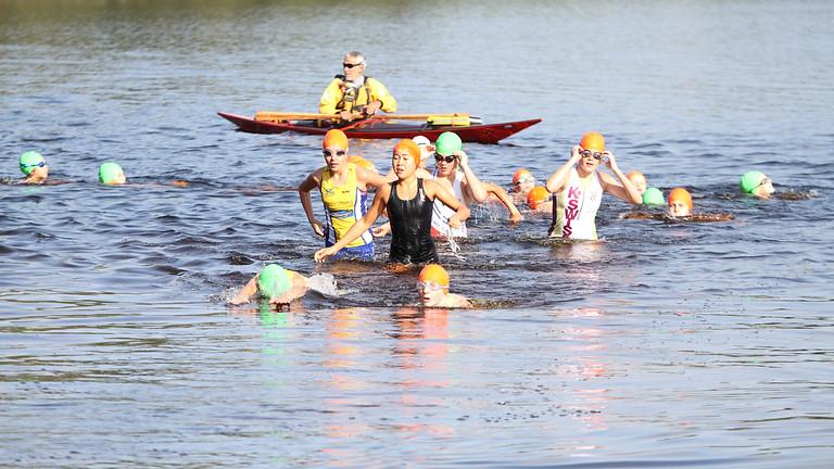Sparbanken i Karlshamn Triathlon 2021