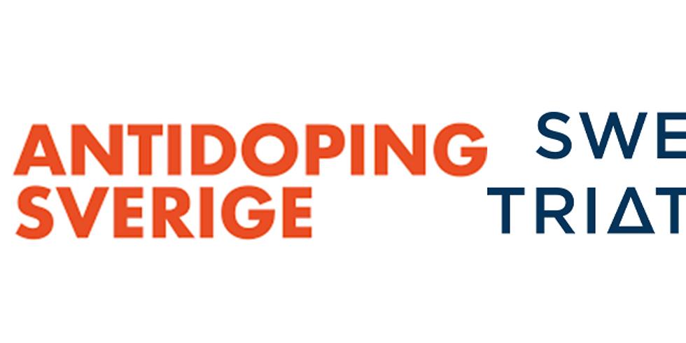 Digitalt idrottscafé - Antidoping