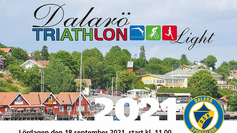 Dalarö Triathlon Light 2021