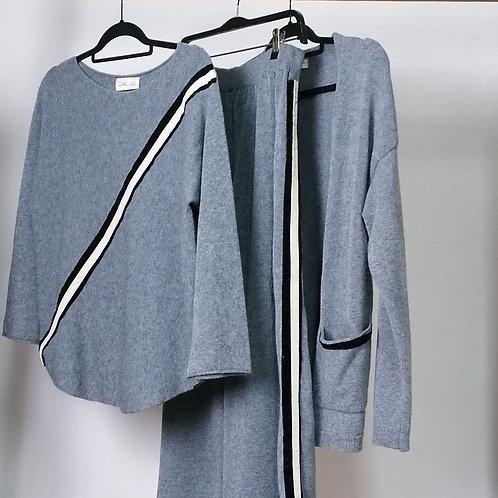 calças de malha