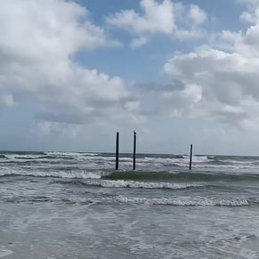 Grief is Like the Ocean