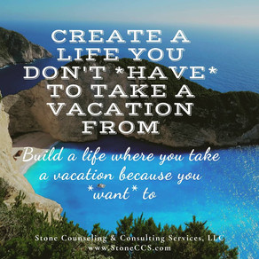 Create Your Life The Way You Want