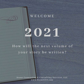 How will you write your 2021 story?