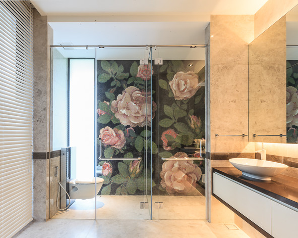 BATHROOMS WITH STYLE