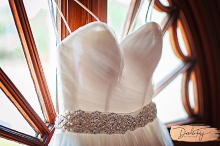 Wedding Dress Details. Burroughs Home, Fort Myers Florida Photo By Doodle Fly Photography www.DoodleFlyPhotos.com