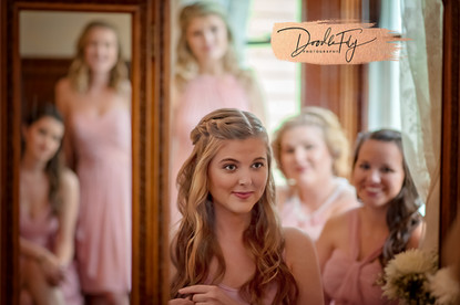 Bride Getting Ready Photo, Burroughs Home, Fort Myers Florida Photo By Doodle Fly Photography www.DoodleFlyPhotos.com