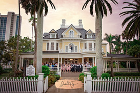 The Burroughs Home Fort Myers Florida Photo By Doodle Fly Photography www.DoodleFlyPhotos.com