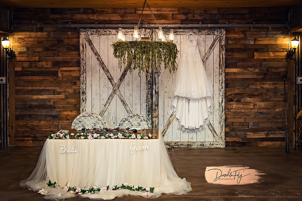 Detail Photos, Wedding Gown Hanging in Barn, Barn Wedding, Country Wedding, Venue Naples Wedding Barn, Naples Florida, Wedding Photos by Doodle Fly Photography, Florida Wedding, SWFL Wedding, Naples Wedding
