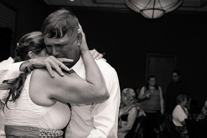 Father Dance, Crying at Wedding,  Pelican Preserve, Fort Myers Florida Photo By Doodle Fly Photography www.DoodleFlyPhotos.com