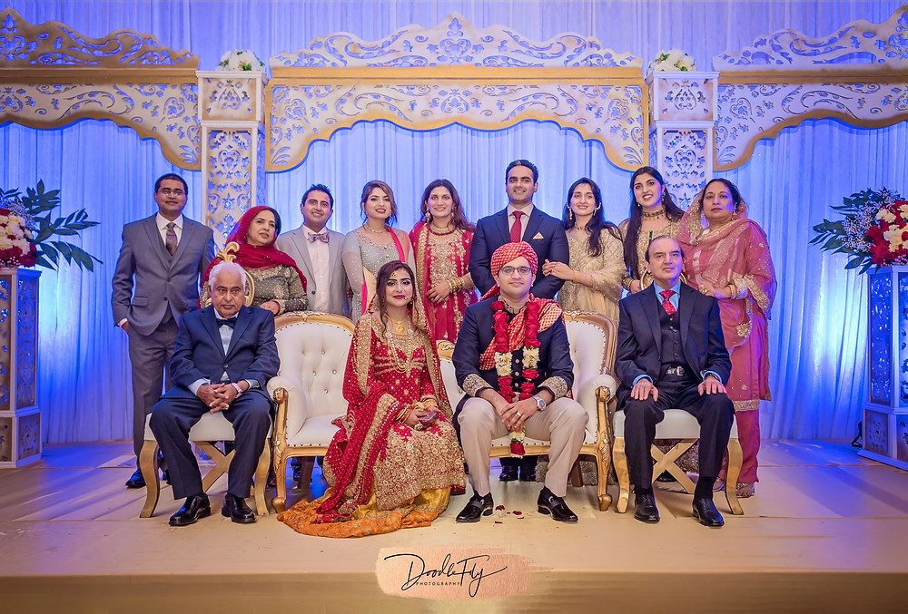 Family Formal, Photo by Doodle Fly Photography Indian Wedding, Hyatt Regency Coconut Point, Naples Florida