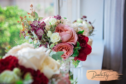 Flower Arrangement by Jardin Floral Design, Photo by Doodle Fly Photography