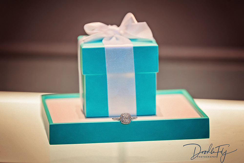 Wedding at Tiffany's by Doodle Fly Photography