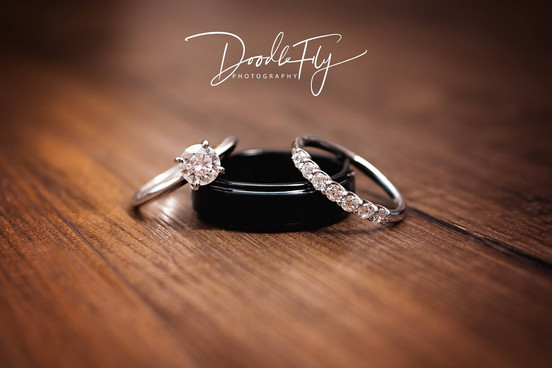 Ring Details; Photo By Doodle Fly Photography www.DoodleFlyPhotos.com
