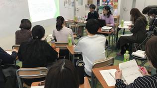 岩崎先生(NPO法人グローブ)の勉強会を開催しました。