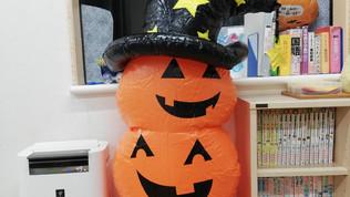 ハロウィンのかぼちゃ 増えてます🎃