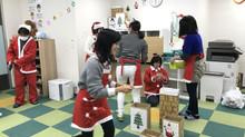 楽しいクリスマス会 (≧∇≦)