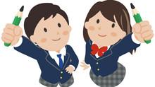 今日は桜高等学園、各支援高校の入試でした。