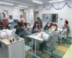 さいたま市 放課後等デイサービス 学習支援 ててスクール 武蔵浦和教室 クリスマ