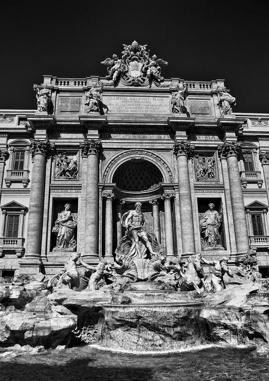 Fontana di Trevi * Фонтан Треви