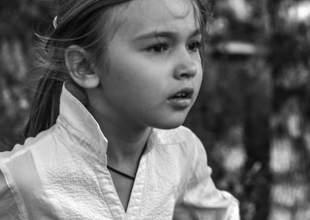 Black White photo * Черно-белый портрет