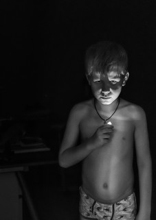 In the dark * В темноте