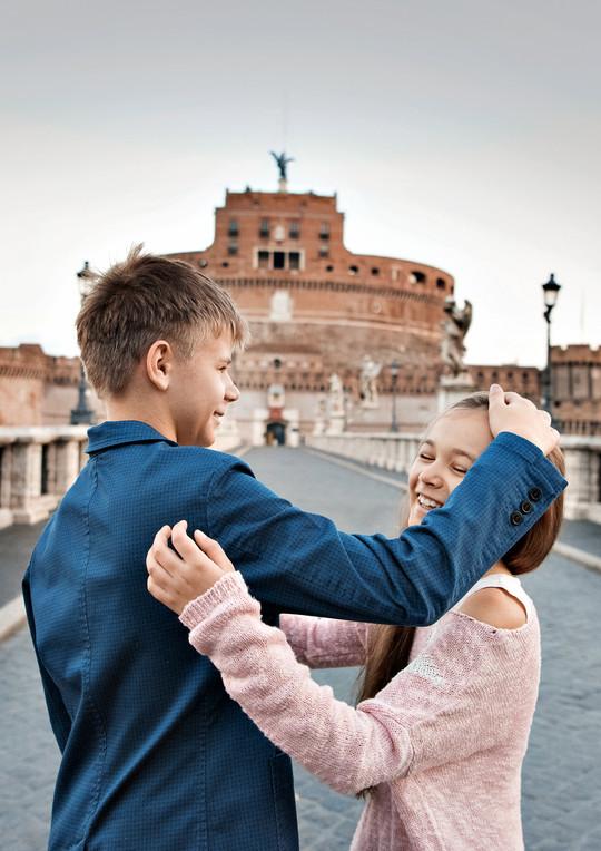 Roma * Римские каникулы