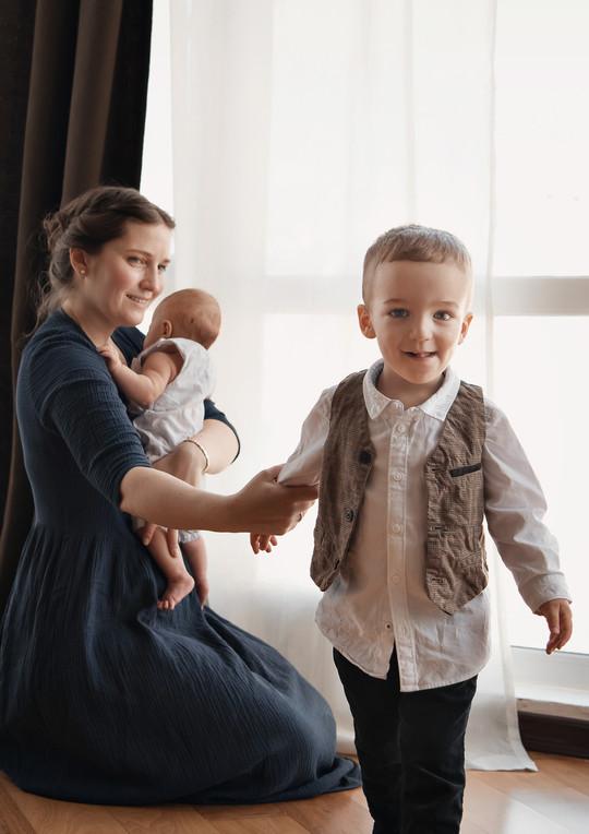 Family portrait * Семейный портрет