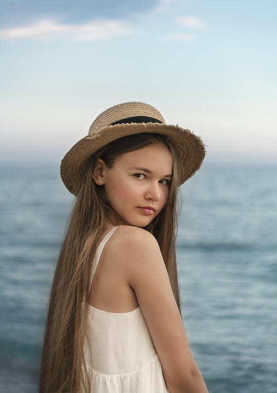 Portrait of the girl * Портрет девочки