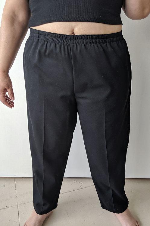 Pantalon vintage taille élastique gr. XXL