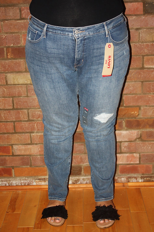 Skinny jeans taille base gr.24