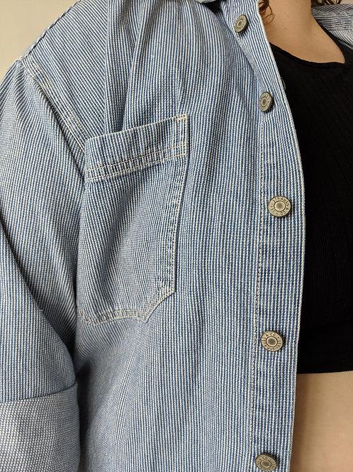 Chemise de travail vintage gr. L