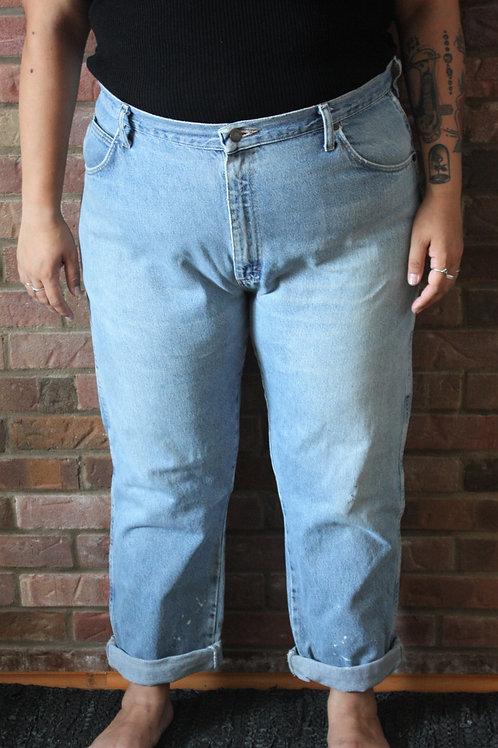 Jeans Wrangler unisex gr. 42 x 30