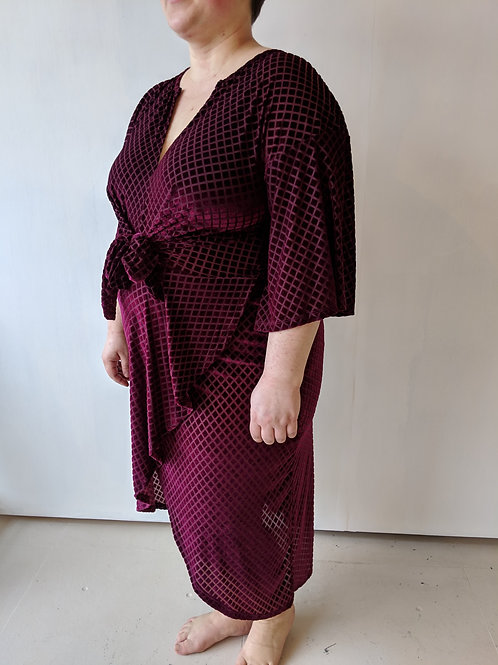 Robe portefeuille Zara