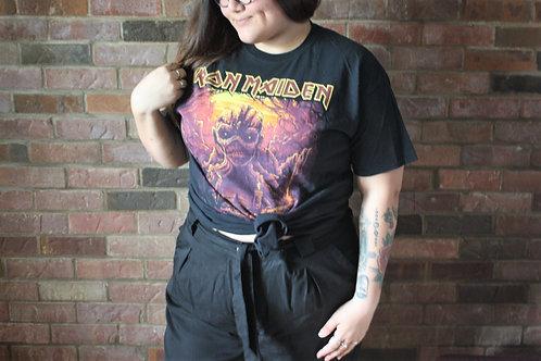 T-shirt Iron Maiden gr. XL
